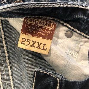 """Big Star Jeans - Big star """"Liv Boot"""" jeans 25L"""